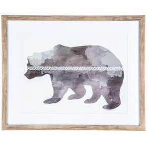 Hobby Lobby • Watercolor Bear Art